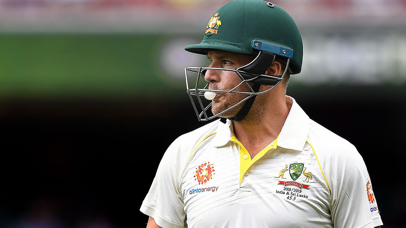 Allan Border: Keep Aaron Finch at the top of Australian order