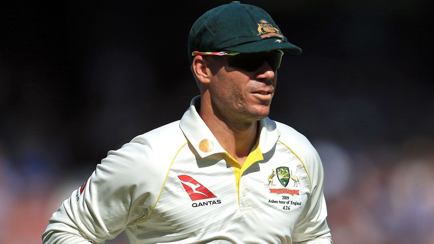 David Warner finding form again with third Test performance
