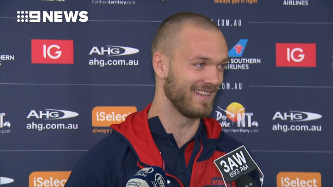Gawn says Oliver regrets tweet