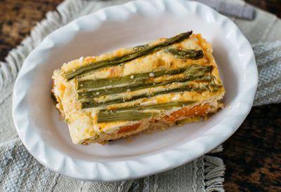 "<a href="" /recipes/izucchini/9108901/zucchini-and-sweet-potato-vegetable-slice "" target=""_top"">Zucchini and sweet potato vegetable slice<br> </a>"