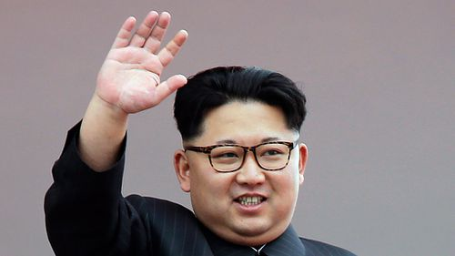 Kim Jong-Un's half brother was one considered heir apparent. (File/AAP)