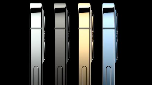 Apple's iPhone 12 Pro