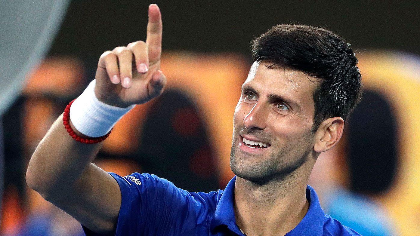 How a subtle equipment change allowed Novak Djokovic to return to supremacy