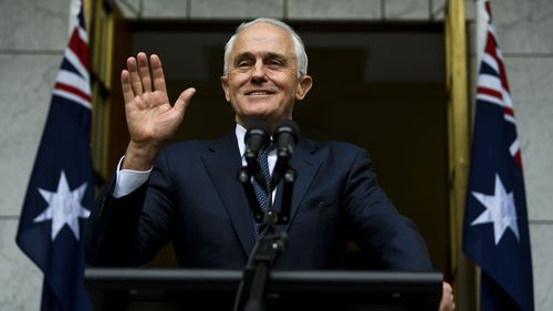 Malcolm Turnbull is defiantly clinging onto his leadership despite challengers lining up to take his place.
