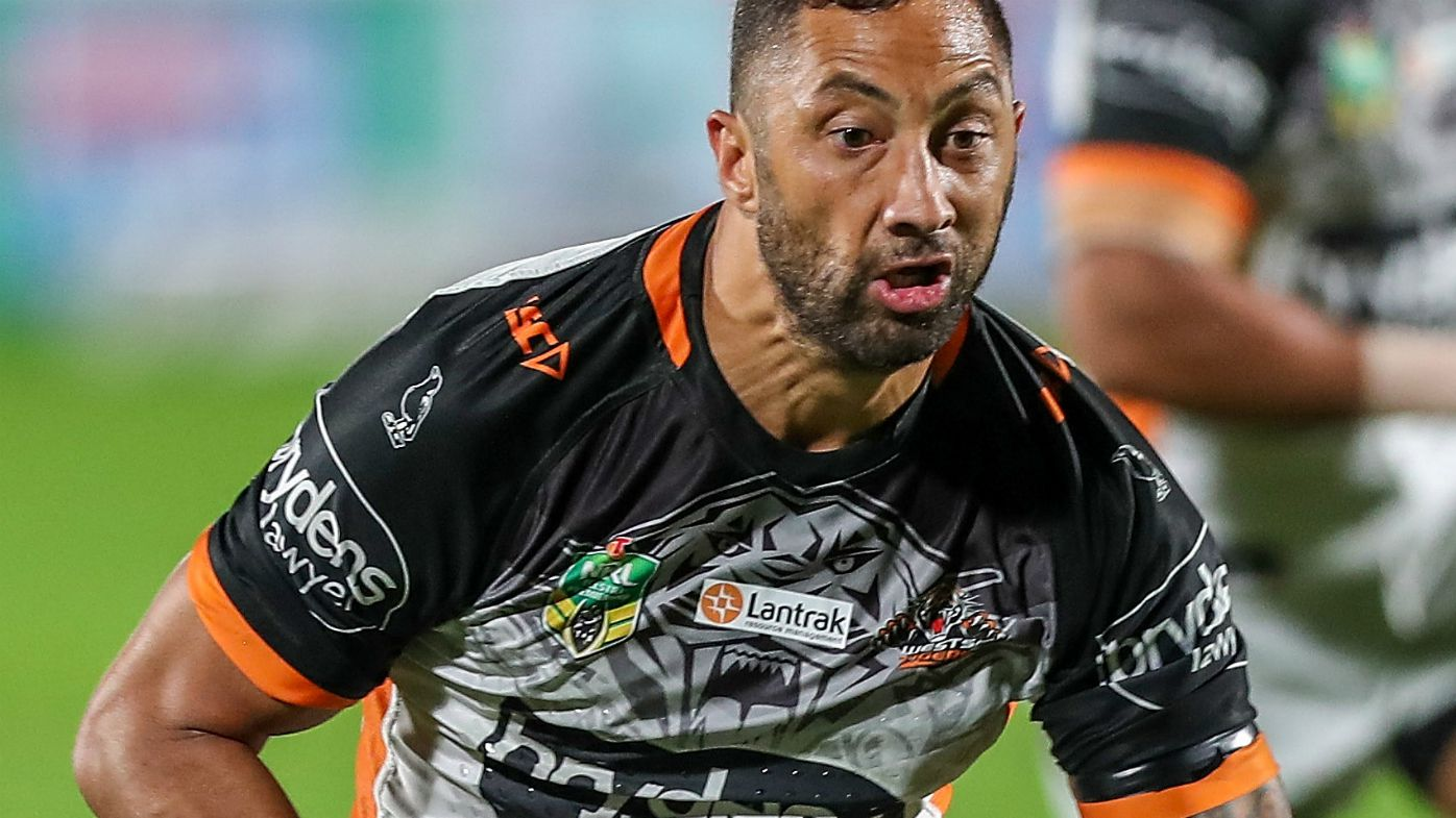 Benji Marshall of the Tigers