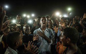 Sudan protest image wins prestigious World Press Photo award