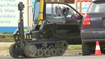 'Suspicious item' detonated at car crash scene in Geelong