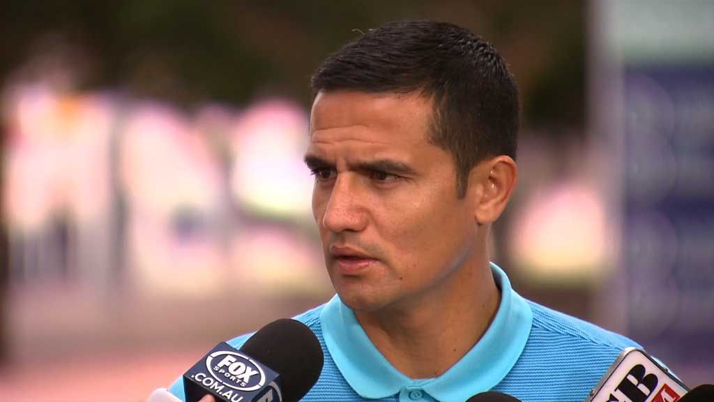 Cahill raring to go to face Honduras
