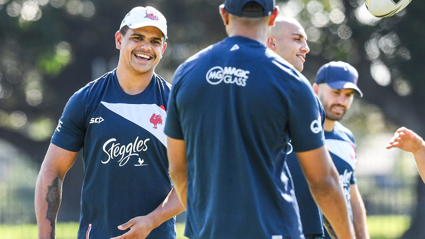 Roosters lock in future with Latrell Mitchell signing