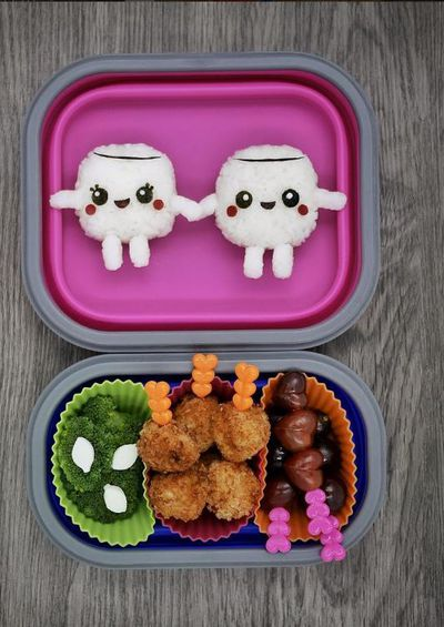 Philippines mum, Kat, makes sweet and scrumptious Bento boxes for her children.