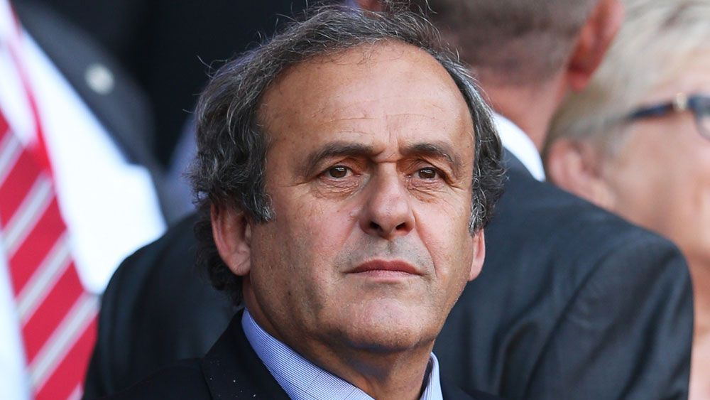Michael Platini. (Getty)
