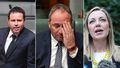 Closing in: One of Joyce's own MPs calls for him to resign