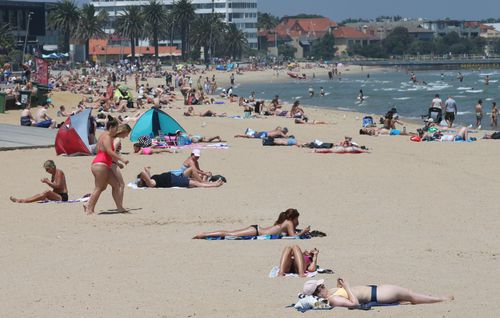 Drinking will be banned on St Kilda foreshore permanently during the summer months.