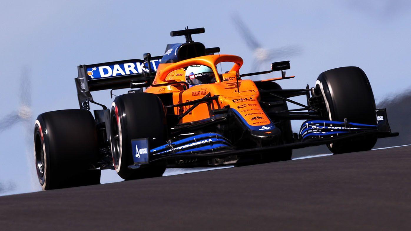 Daniel Ricciardo ninth for McLaren in Portuguese GP, again trailing his teammate
