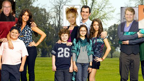 Modern Family cast wish list: Lisa Kudrow, Andy Richter and no Ed O'Neill