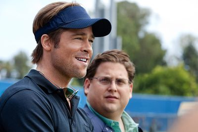 Will Brad Pitt get an Oscar nomination? It's looking ever so likely for the male half of Brangelina, thanks to a sporting performance in this more-than-just-baseball drama.