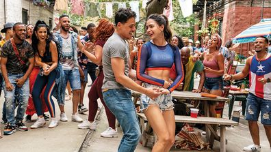 Biggest movies, 2021, In the Heights