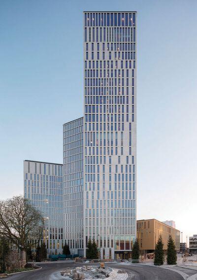 "Malmö Live by <a href=""http://www.shl.dk/"" target=""_blank"">Schmidt Hammer Lassen Architects</a>, Sweden."