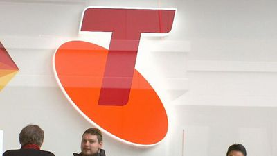 Telstra loses $5 billion as shares plummet to five year low
