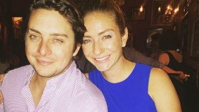 Whitney Wolfe Herd and husband true love