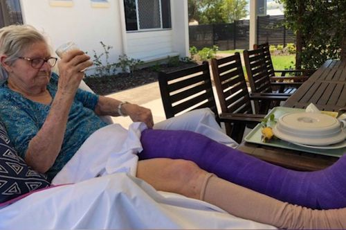 Plea for nursing home cameras made at royal commission