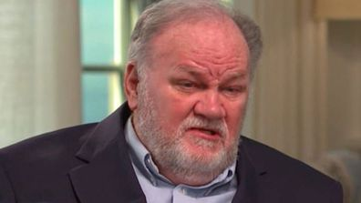 Thomas Markle appears in Fox News special Harry & Meghan: The Royal Crisis