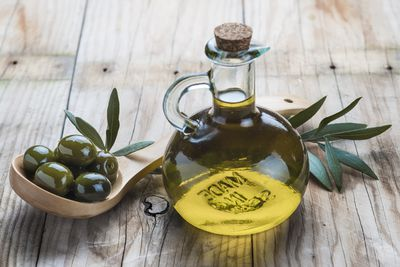 <strong>Olive oil</strong>