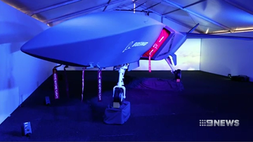 The Australian Government has teamed with Boeing to create drones for military use.