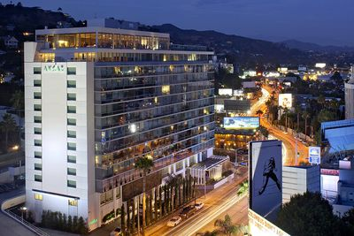 <strong>Andaz West Hollywood, Los Angeles&nbsp;</strong>