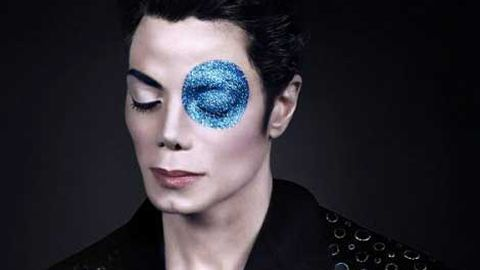Michael Jackson Blue Eye