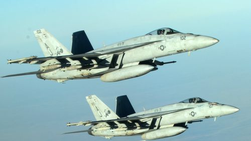 China protests after pair of US fighter jets land in Tawain