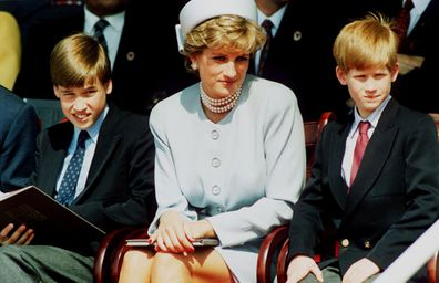 Prince William speaks about the loss of his mother Princess Diana