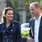 William and Kate 'sneak in' to theatre shows on date night