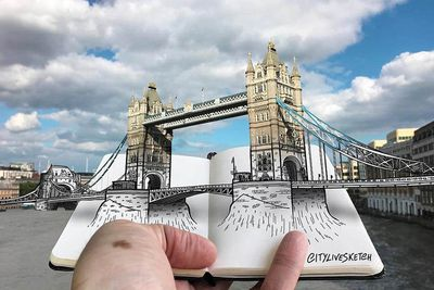 <strong>Tower Bridge, London&nbsp;</strong>