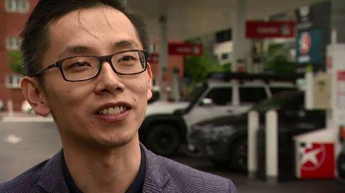 Carbar CEO Desmond Hang.