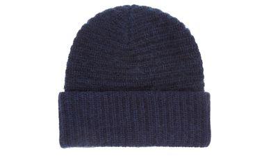 "<a href=""http://www.net-a-porter.com/product/453807/Acne_Studios/daphnee-ribbed-wool-blend-beanie"" target=""_blank"">Daphnee ribbed wool-blend beanie, $148.39, Acne Studios</a>"