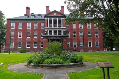 <strong>Girl, Interrupted hospital at Harrisburg State Hospital in Harrisburg, Pennsylvania</strong>