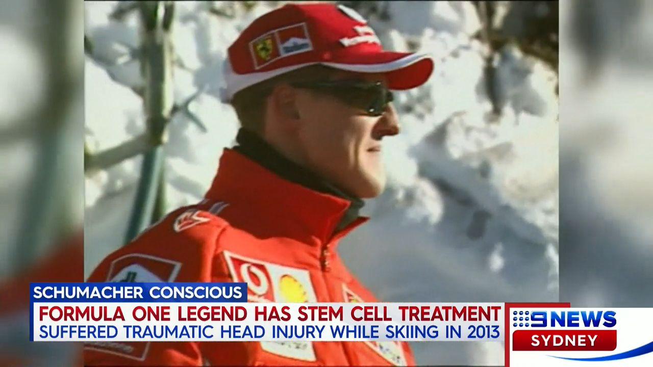 Ex-Ferrari boss Jean Todt visits 'very altered'  Michael Schumacher