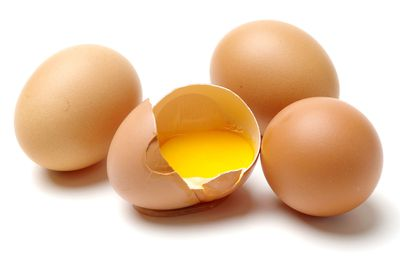 Eggs: About 17 micrograms per large egg