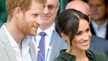 Harry and Meghan make first visit to Sussex as the Duke and Duchess.