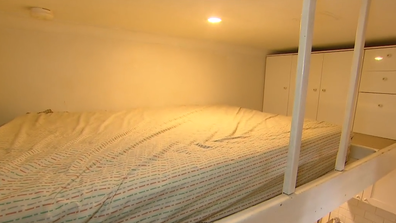 The 13 square metres selling for nearly $400K