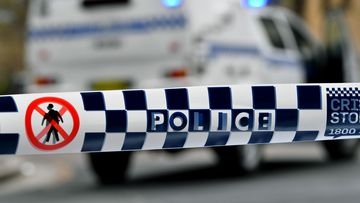 A Sydney man has been charged after allegedly threatening to bomb police buildings in NSW. (AAP)