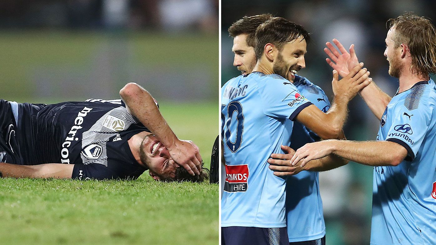 Football Federation Australia set to meet with Sydney FC and SCG Management over playing surface