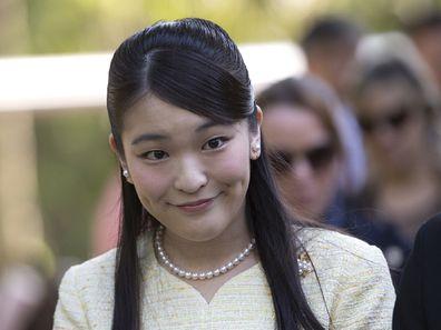 Princess Mako Japan royal family