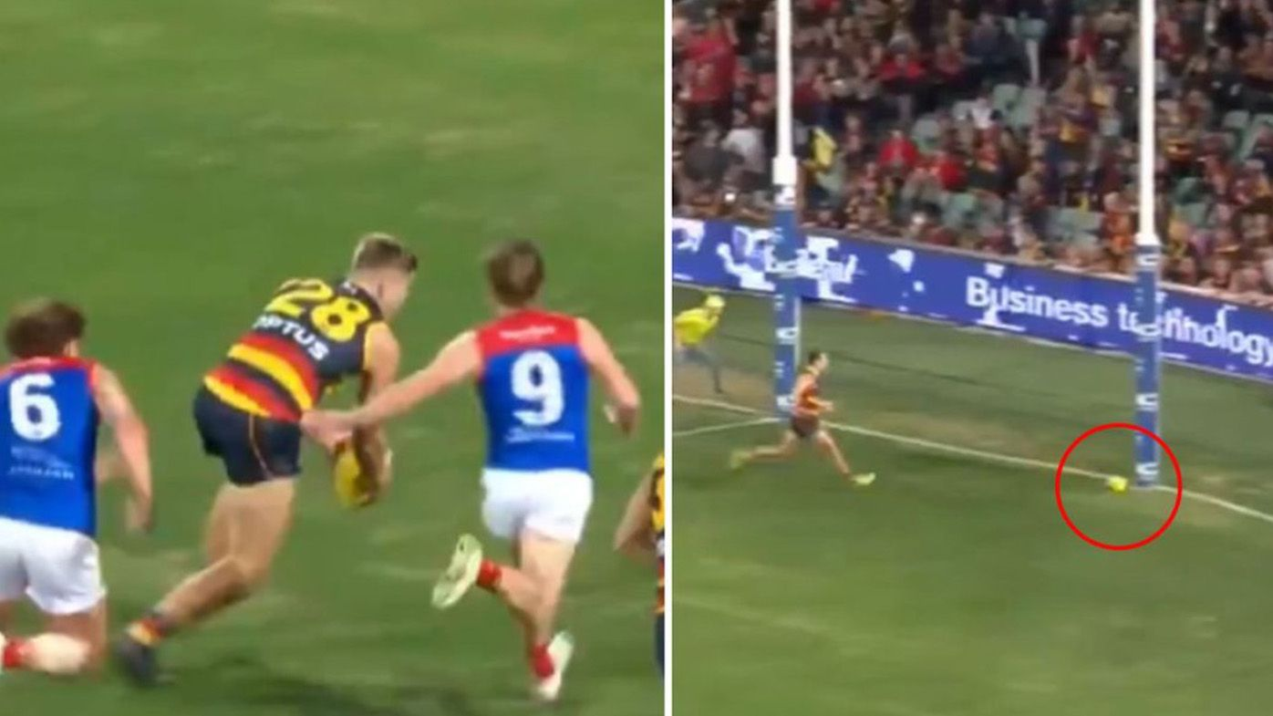 Tom Doedee defends deliberate out of bounds non-call in Adelaide's one-point win over Melbourne