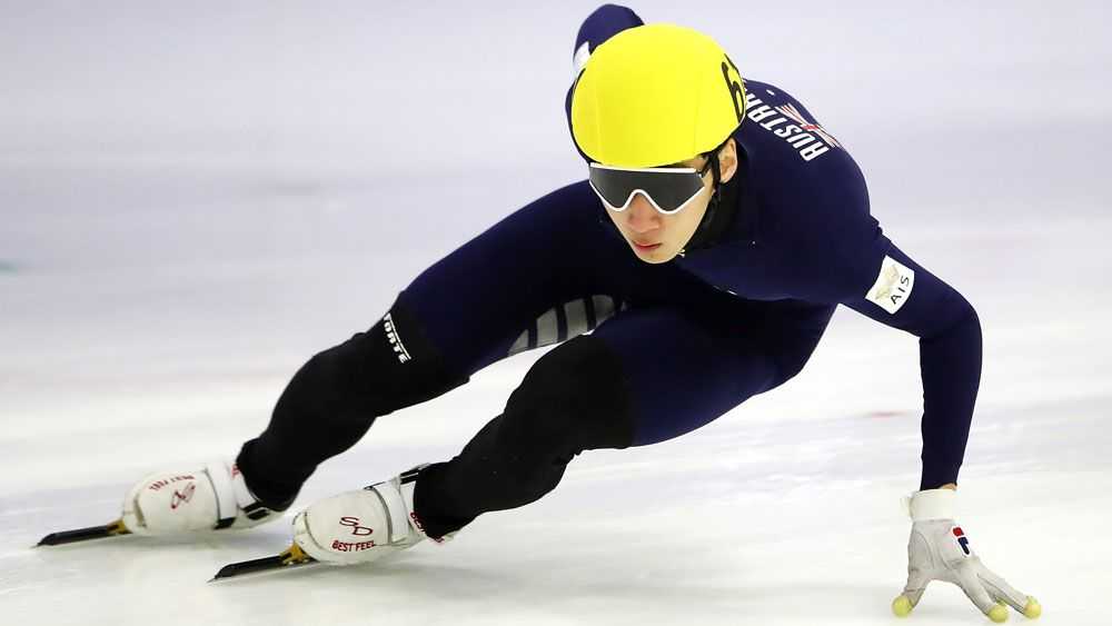 Australian speed skater Andy Jung returns to South Korea for Winter Olympics