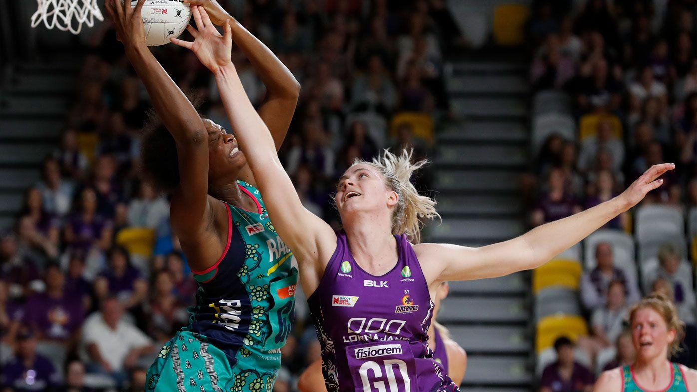 Netball: Melbourne Vixens win netball thriller over Queensland Firebirds