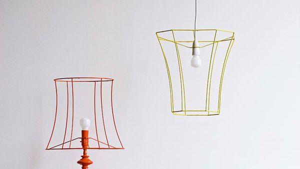 Frame lightshades