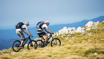 Swap cycling for mountain biking
