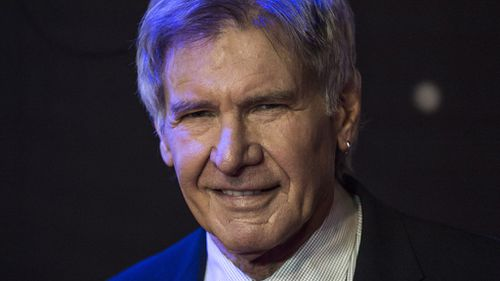Star Wars film company sued over Harrison Ford's broken leg